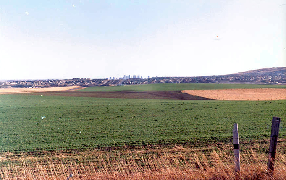 country hills blvd when it was in the country