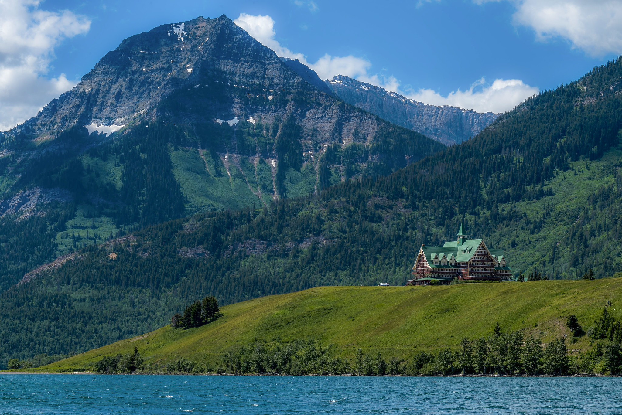 waterton views